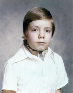 Frank, circa 1973